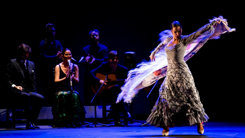 Gala Flamenca Homenaje a Cristina Heeren © Félix Vázquez