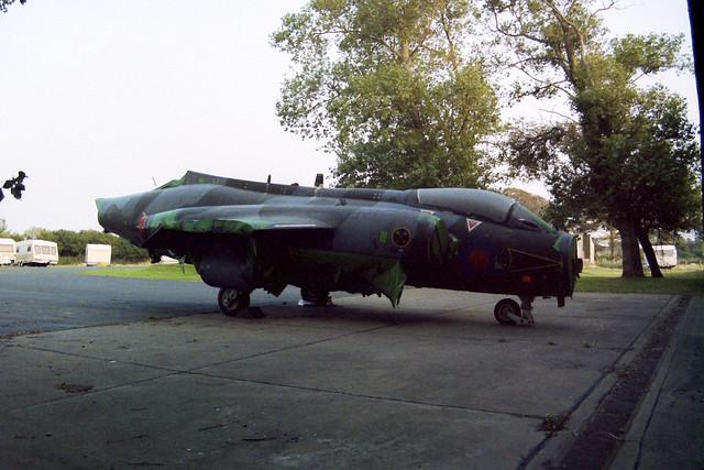 XW550 Buccaneer S.2B