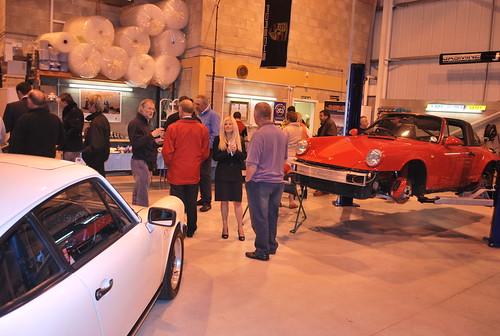 Porsche Open Evening 2010