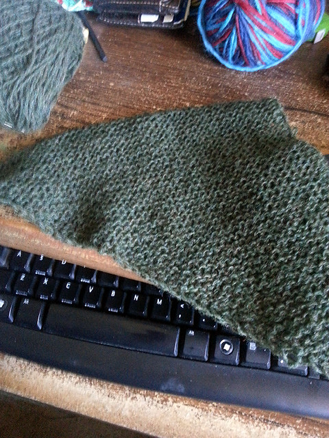 New project on the needles