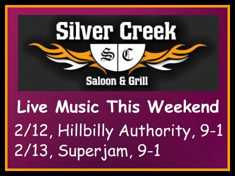 Silver Creek Poster 2-12, 2-13-16