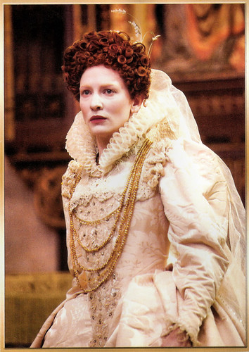 Cate Blanchett in Elizabeth: the Golden Age (2007)