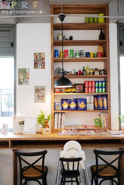 台中,台中下午茶,台中咖啡,套餐等創意料理,好吃早午餐,早午餐,歐,法,烘蛋料理,牛排,美,義式,西區,酒吧,鑄鐵鍋料理 @強生與小吠的Hyper人蔘~