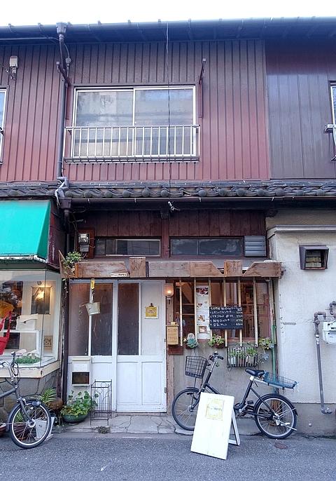大阪必逛日雜老屋下午茶10