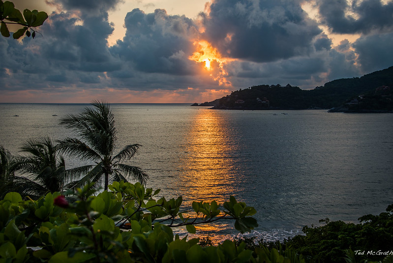 2015 - MEXICO - Zihuatanejo - Sunset