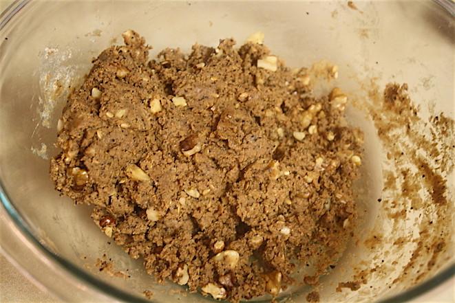Maple Nut Vanilla Latte Protein Bites