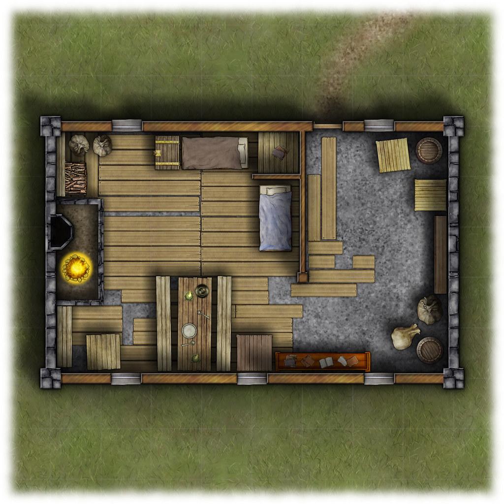 Skellige House 1