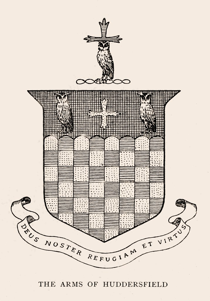 The Arms of Huddersfield