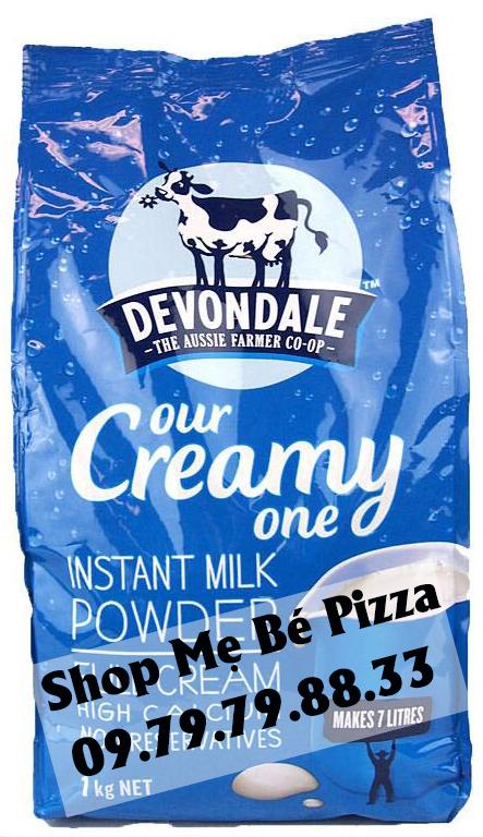 Sữa nguyên kem Devondale