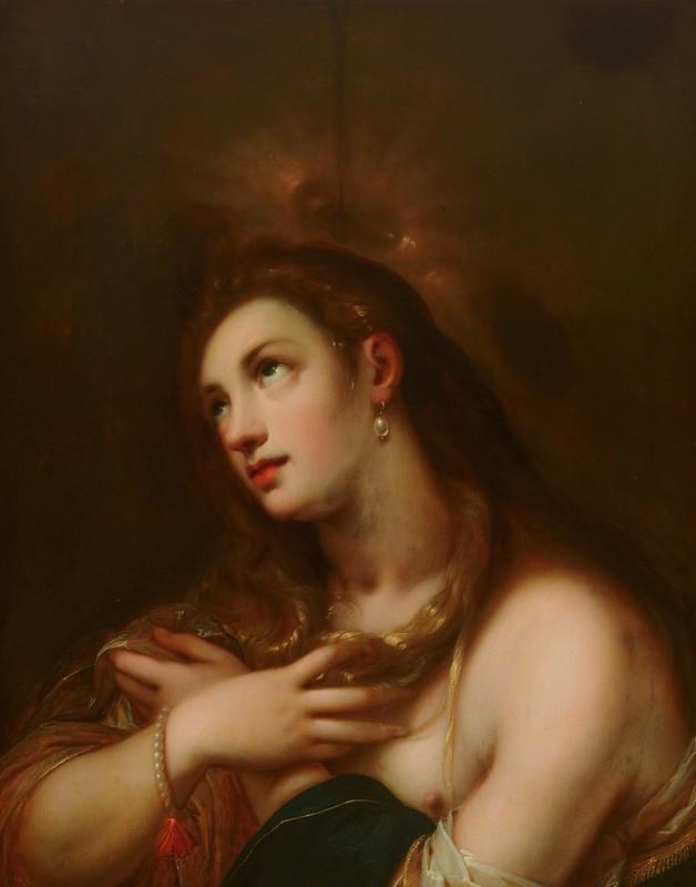 Gortzius Geldorp - The Penitent Magdalen