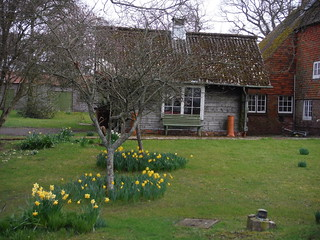 Cute Building, Dick's Barn, Horsted Green