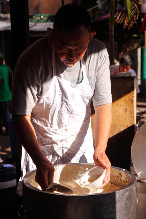 Kim Soya Bean Tofu Fa Petaling Street