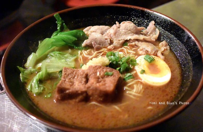 台中拉麵一中街鐵人麵倉美食小吃09