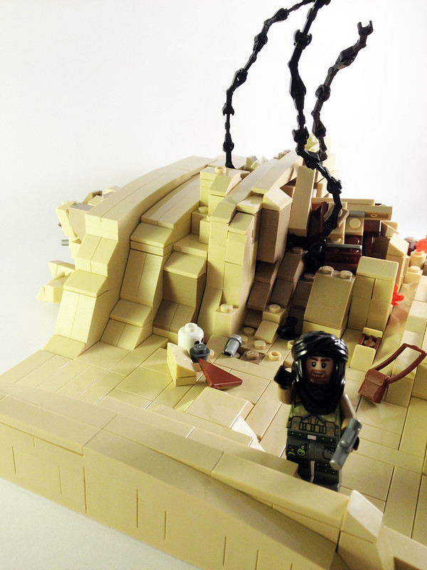[MOC] [PHOTOSTORY] The sands of Klatooine  Chapter 1: First catch of the day [pic Heavy] 25604017911_9553a95d41_c