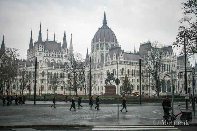 Parliament Building I, Budapest, Hungary (2014)