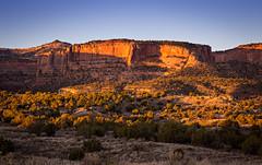 Colorado National Monument Western Loop (3-20-16)