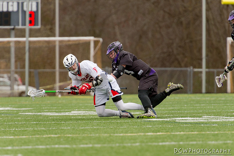 Foran High vs. North Branford - High School Boys Lacrosse