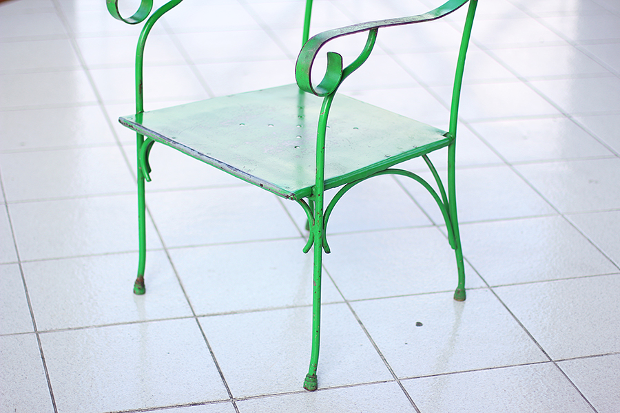 Green-seat