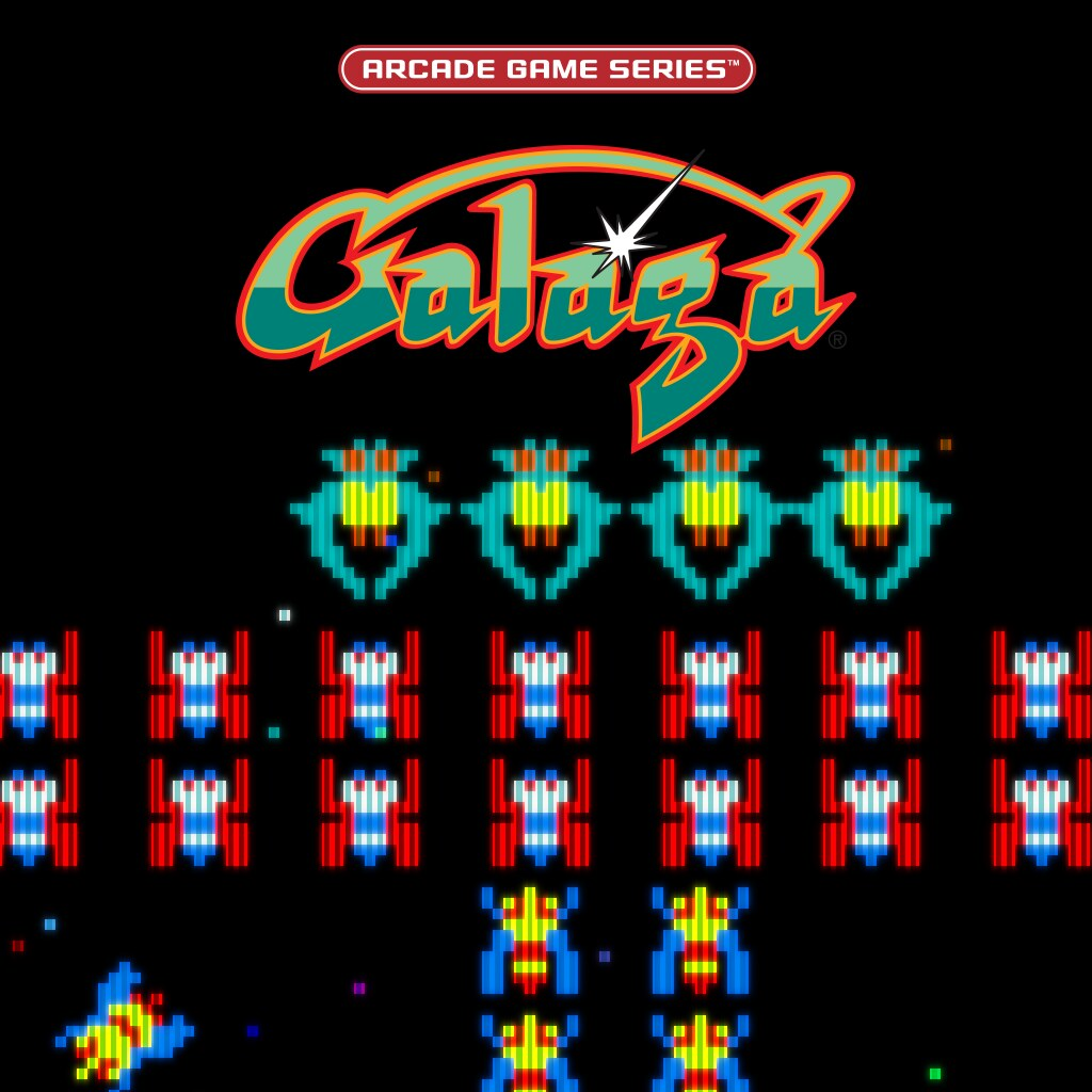 Arcade Game Series: Galaga (Disponível 20/4)