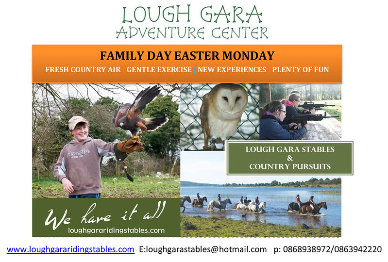 Family Day - Lough Gara Adventure Centre