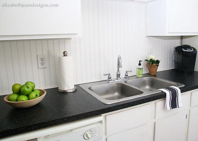 Kitchen Spring Decor