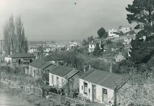 Maori Road/Arthur Street, 12 May 1959