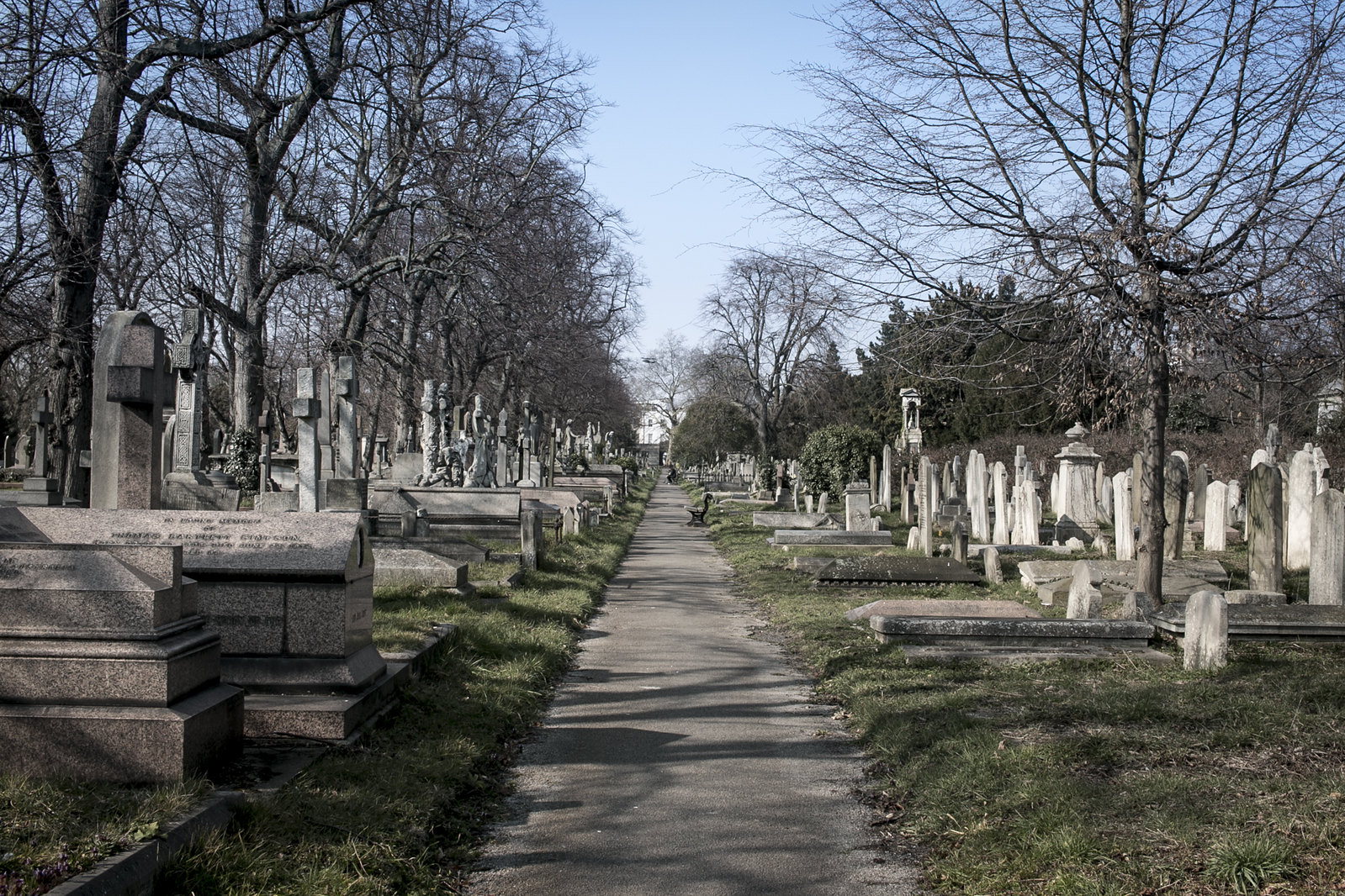 Brompton cemetery, london cemeteries