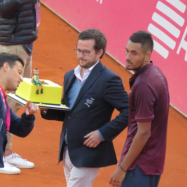 Estoril Open, 27.04.2016