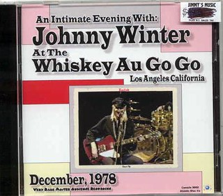 Johnny Winter Whiskey Au Go GO