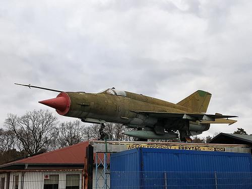 24+30 MiG-21 Staffelde 23-3-16
