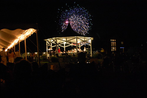 Festival: Big Band Night & Fireworks at CBMM in St. Michaels