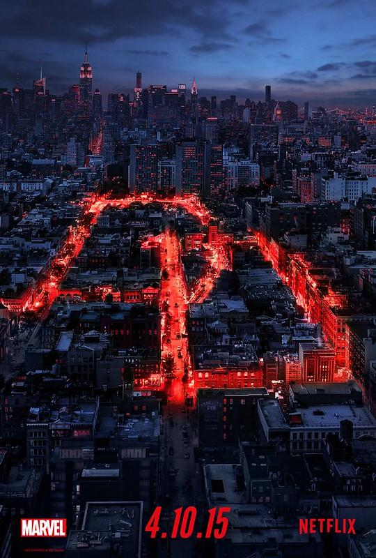 Daredevil - TV Series - Poster 1