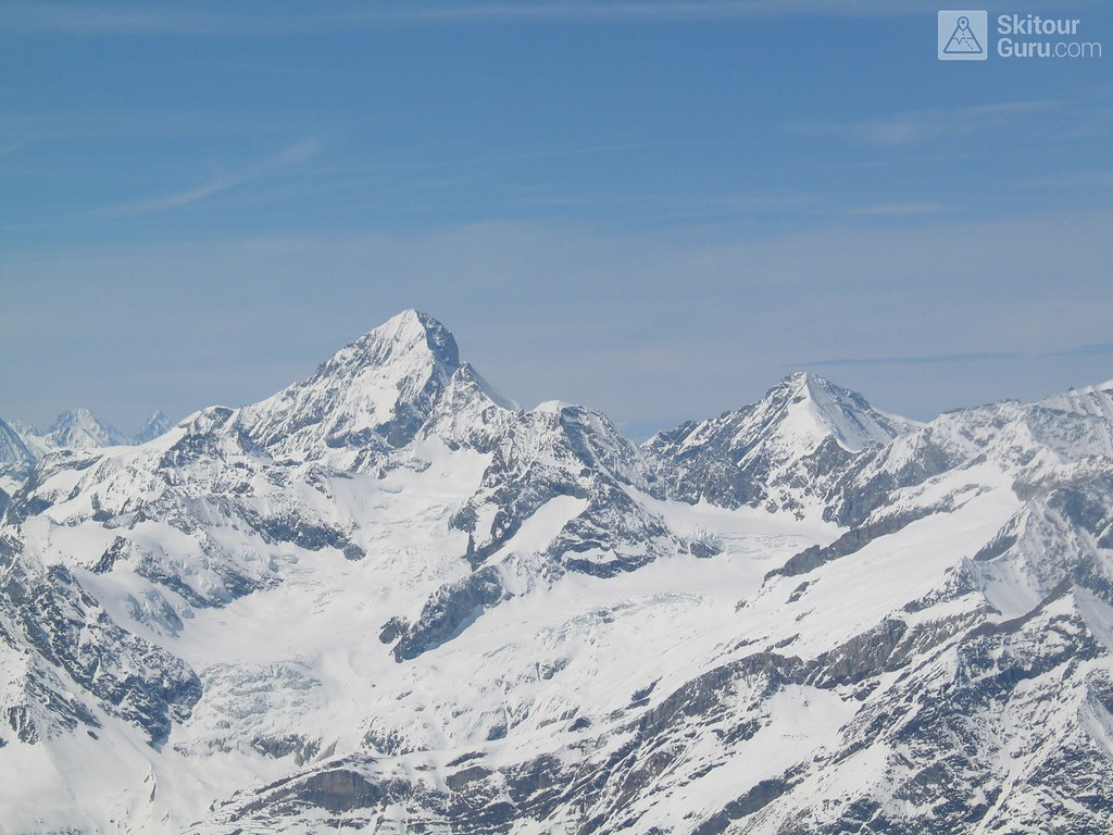 Allalinhorn Walliser Alpen / Alpes valaisannes Switzerland photo 18