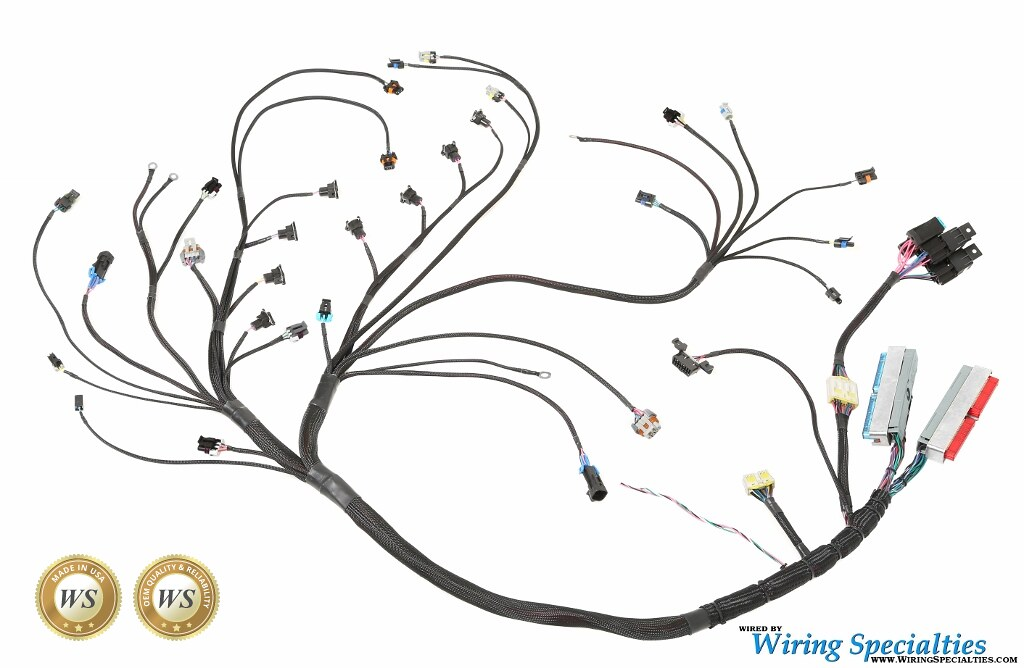 wiring specialties plug n play fd harness