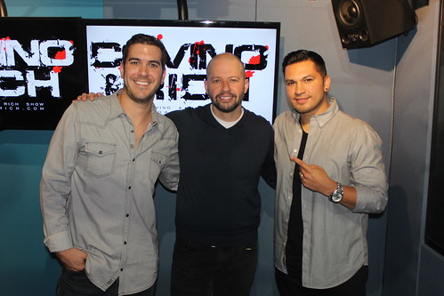 Jon Cryer returns to the Covino & Rich Show