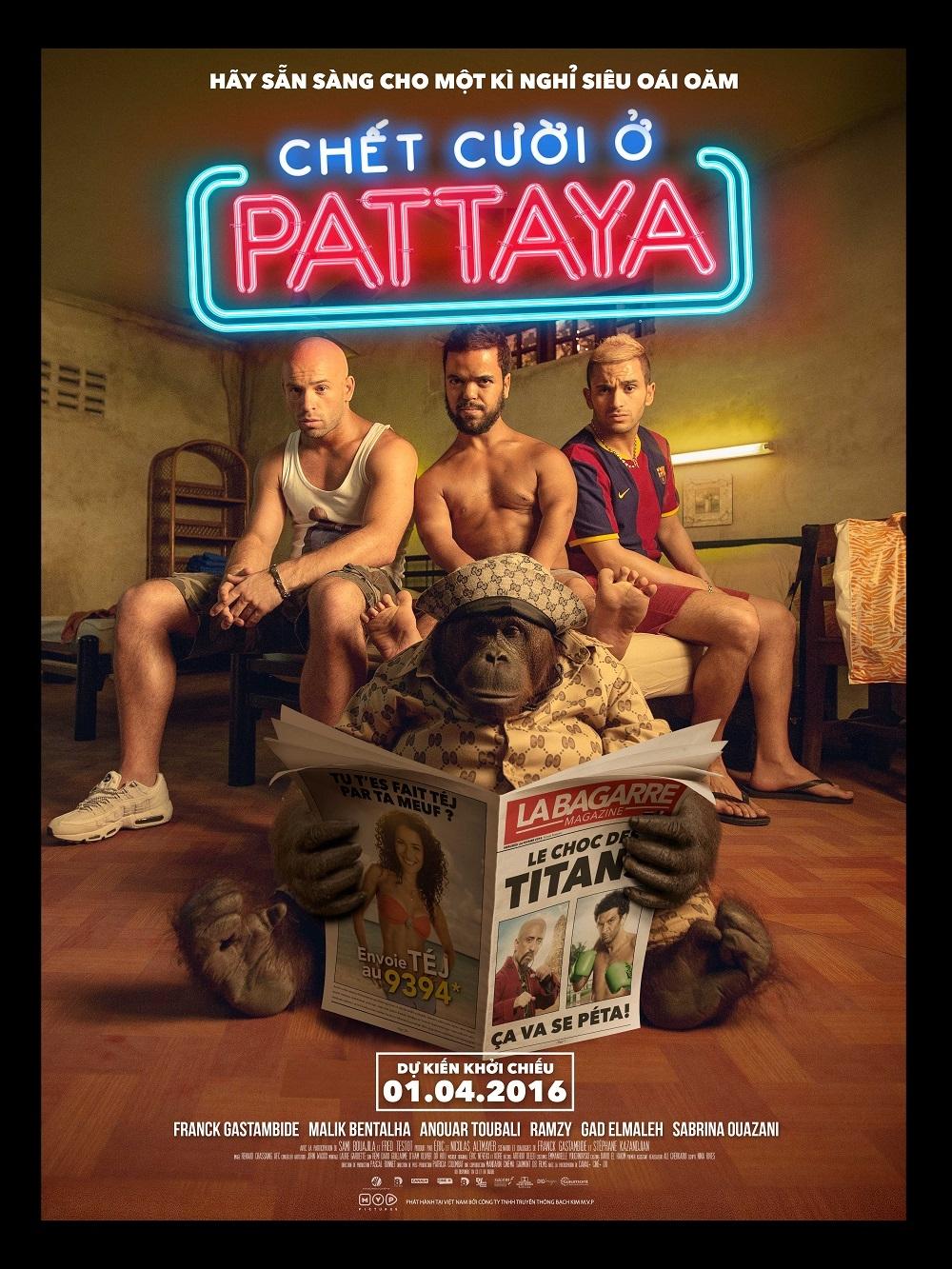 Chết Cười Ở Pattaya - Pattaya