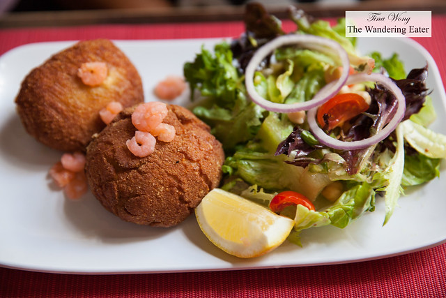 Crawfish & Shrimp Croquettes