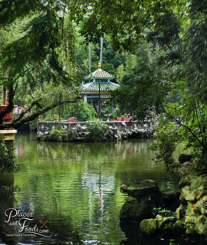 macau Lou Lim Ioc Garden lake
