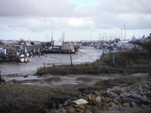 Smallgains Boatyard, Canvey Island