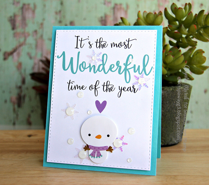 Jan cardkit card #1