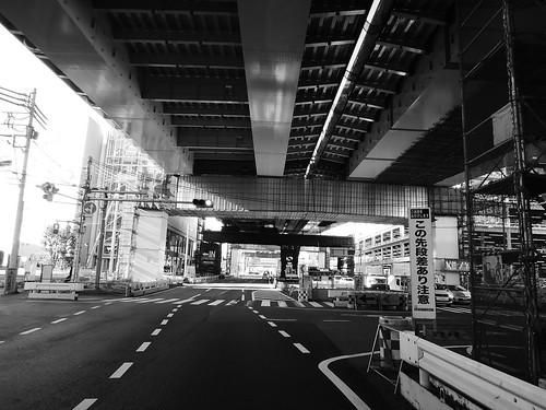 横浜町田IC付近