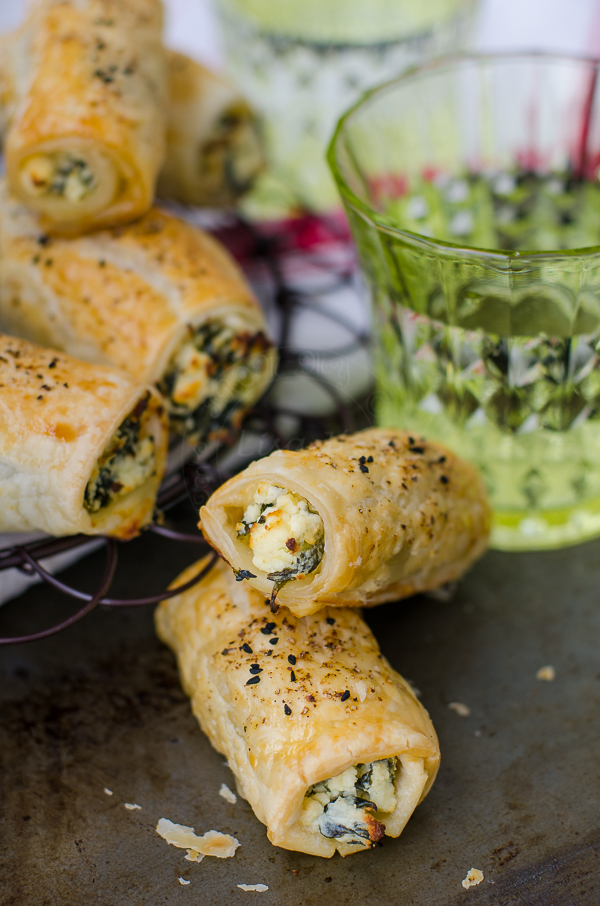 Finger Food (savouries) - cover