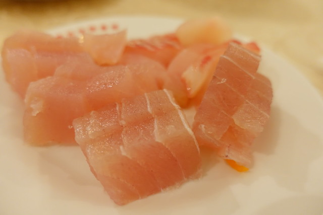 有生魚片唷@宜蘭香格里拉休閒農場