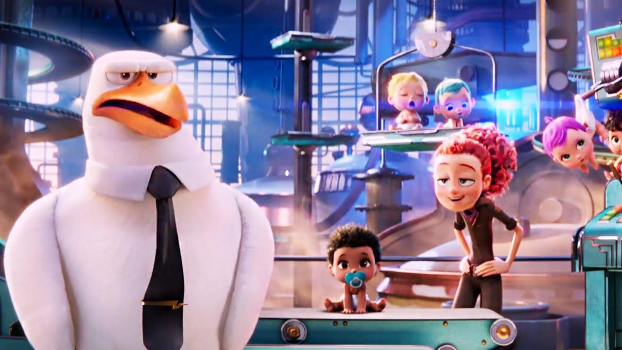 11 Film Animasi Menarik Di 2016