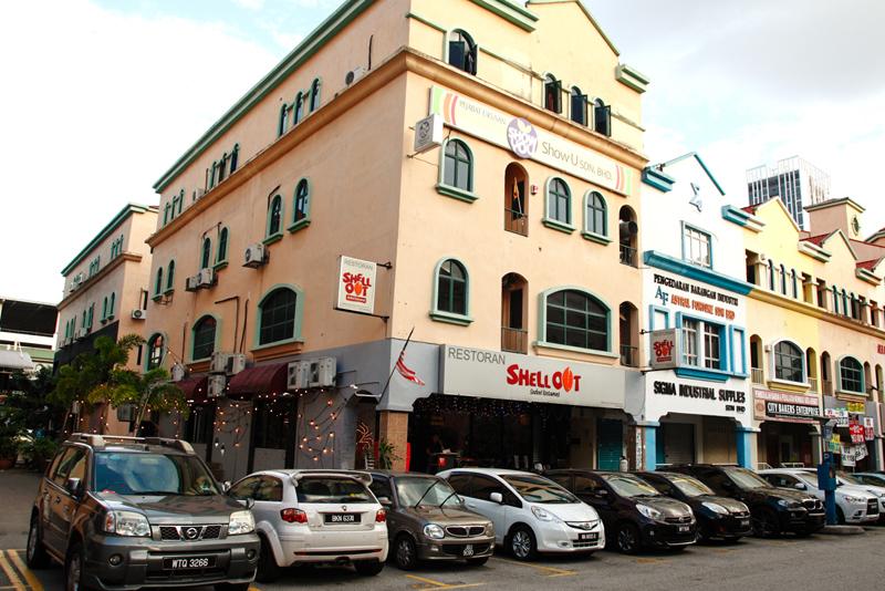 Shell Out Kota Damansara