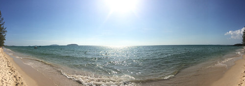 Sihanoukville: Otres Beach