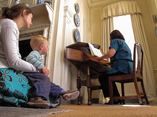 Fenton House keyboards