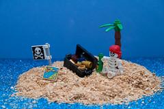 En una isla desierta...