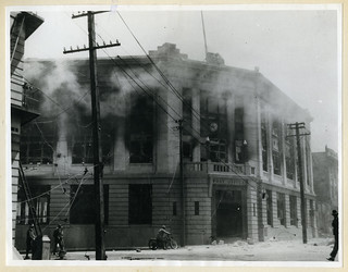 1931 Hawkes Bay Earthquake - Napier Post Office
