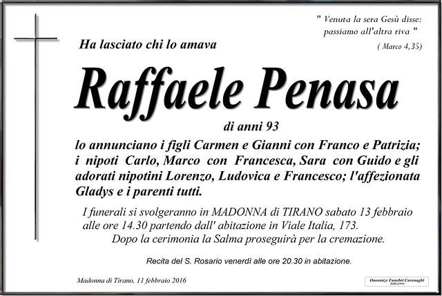 Penasa Raffaele